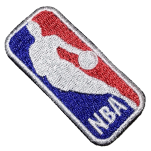 Basquete NBA patch bordado BQT007