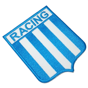 Racing Argentina Futebol Patch Bordado TIAR020