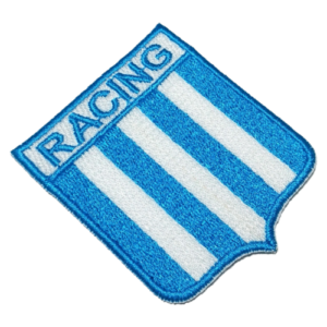 Racing Argentina Futebol Patch Bordado TIAR021