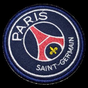 Paris França Futebol patch bordado TIFR009