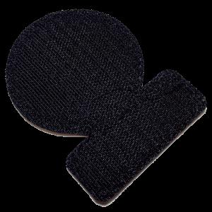 Patch Bordado Karate Shotokan Com Fecho de Contato ATM161-V