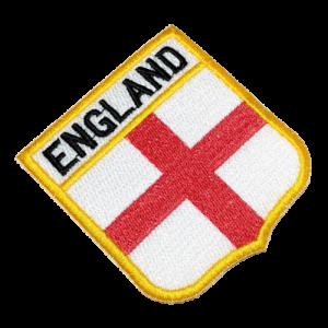 Bandeira England BEIN003 Patch Bordado para Farda Jaqueta