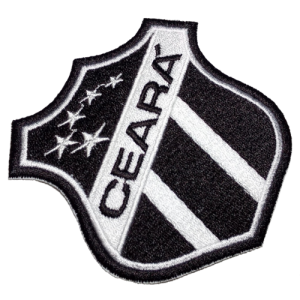 Escudo Futebol Brasil TCE001 Patch Bordado Termo Adesivo