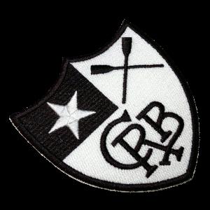 Escudo Botafogo TRJ096 Patch Bordado Futebol Termo Adesivo