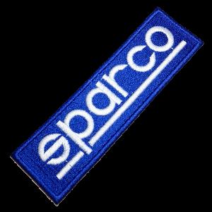 Patch Bordado LOG339 para Roupas Macacão Kart Camisa Boné