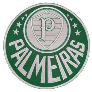 Escudo Futebol Brasil TSP144 Patch Bordado Para Jaqueta