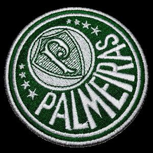 Escudo Futebol Brasil TSP159 Patch Bordado Para Camisa