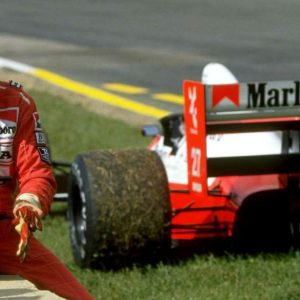 Kit 21 patch bordado para macacão modelo Ayrton Senna 1989