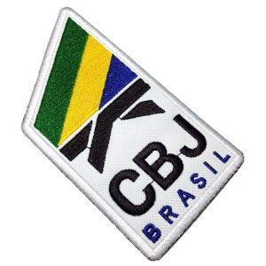 Judo Brasil ATM116 Patch Bordado Para Kimono Camisa Jaqueta