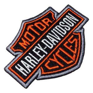 Motocicleta MOT015T Patch Bordado Para Colete Clube Camisa