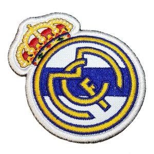 Escudo Futebol Espanha TIES010T Patch Bordado Para Camisa