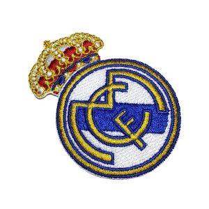 Escudo Futebol Espanha Patch Bordado Para Camisa Calção