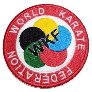 Karate Patch Bordado Para Kimono Jaqueta Camisa Calça