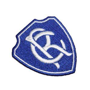 Escudo Futebol Brasil PA Patch Bordado Para Camisa Jaqueta