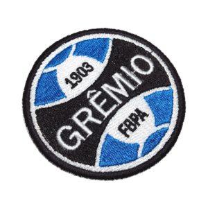 Escudo Futebol Brasil RS Patch Bordado Para Camisa Jaqueta