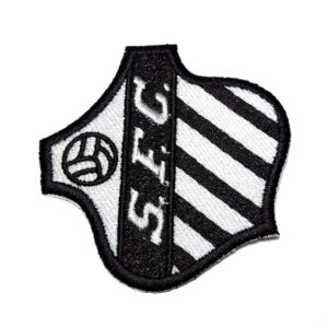 Escudo Futebol Brasil SP Patch Bordado Para Camisa Jaqueta