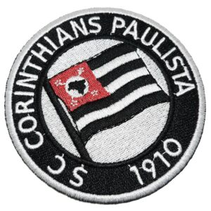 Patch Bordado Time Futebol Paulista Para Antiga Camisa 1930